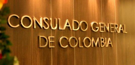 Comunicado del Consulado de Colombia para sus compatriotas en Chile