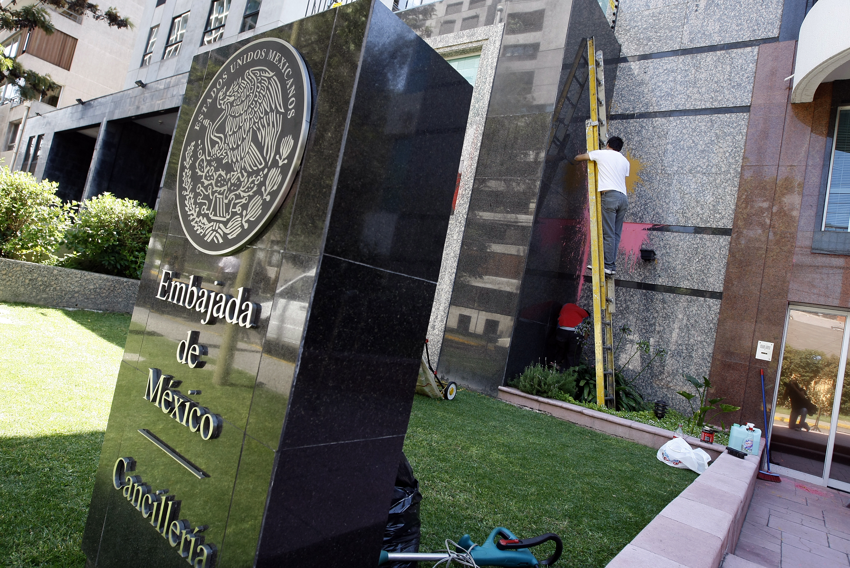 Embajada de México en Chile envía comunicado a sus compatriotas tras terremoto