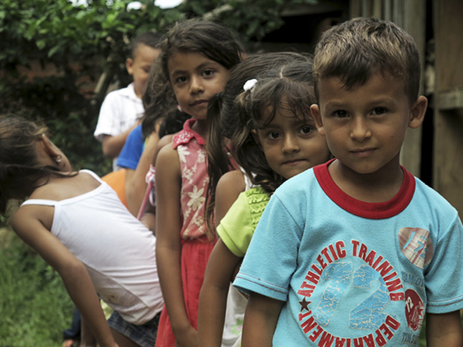 Refugiados: Ellos se llevan la peor parte