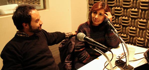 Leonardo Polloni y Delia Curahua
