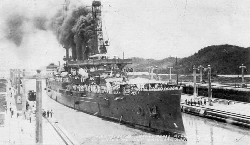 A 100 años el Canal de Panamá