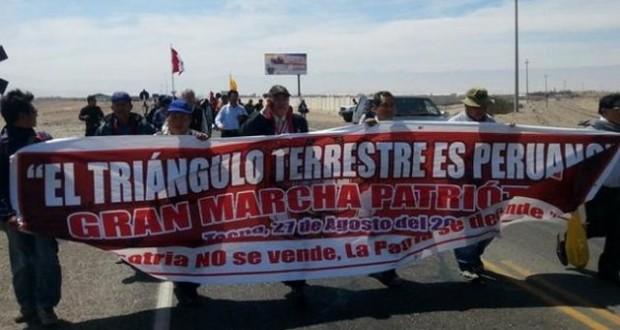 """Inmigrantes peruanos: Marcha """"tiene más relevancia en la prensa que en la vida cotidiana"""