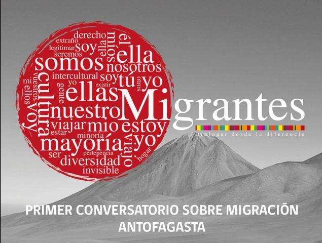 Comenzaron los conversatorios del programa Migrantes en Antofagasta