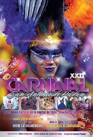 XXII Carnaval Histórico San Antonio de Padua