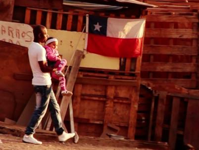 Contacto: Historia de inmigrantes en Chile conmueve a las redes sociales