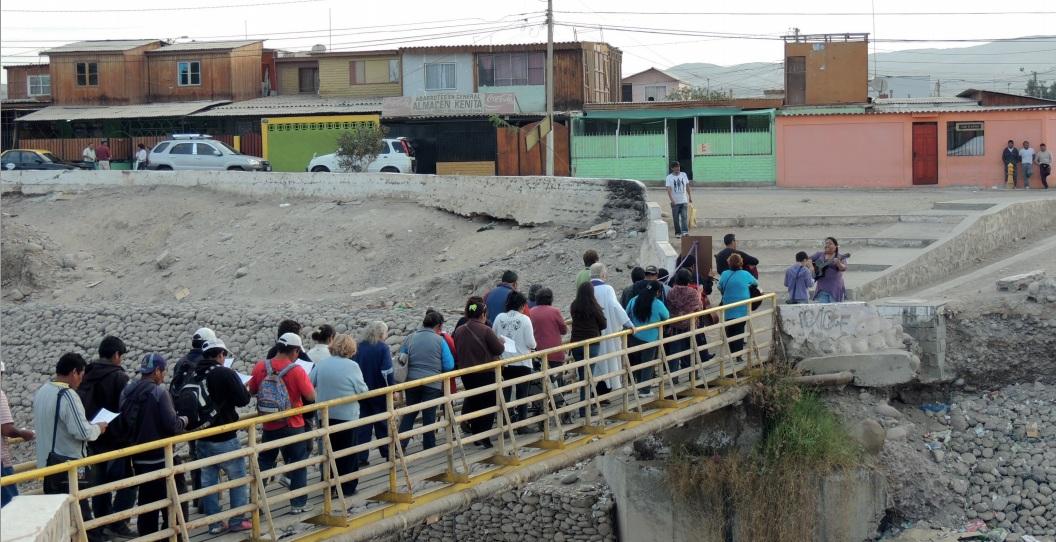 En Arica comienza proceso consultivo por una nueva Ley de Migraciones