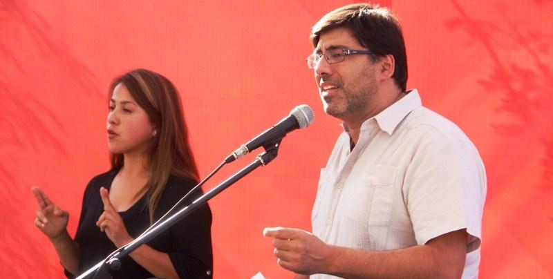 """Alcalde de Recoleta inauguró """"Oficina de Inclusión Social"""""""