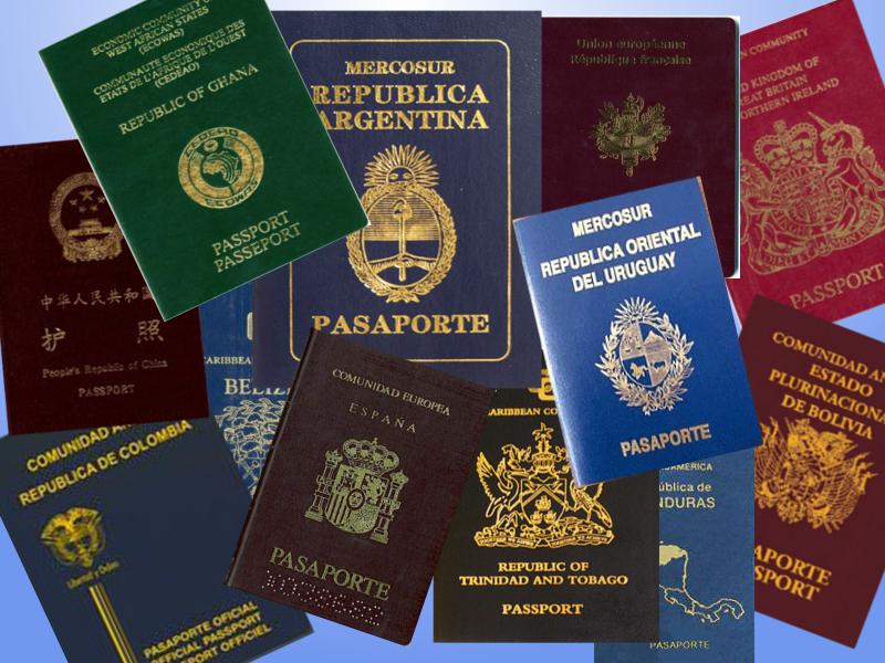 ¿Cuál es el  mejor y peor pasaporte de América Latina?