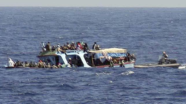 Tragedia en el Mediterráneo: temen que cientos de migrantes hayan muerto en naufragio en Lampedusa