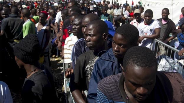 ¿Qué hay detrás de los ataques de xenofobia en Sudáfrica?