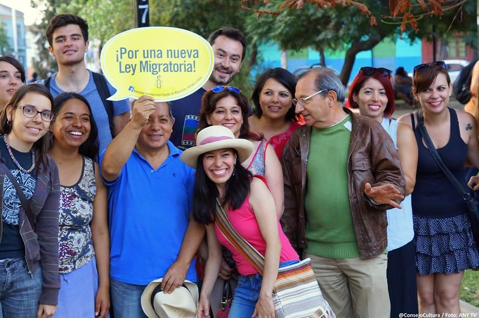 Sobre las propuestas legislativas de Chile Vamos. Comunicado del Movimiento de Acción Migrante