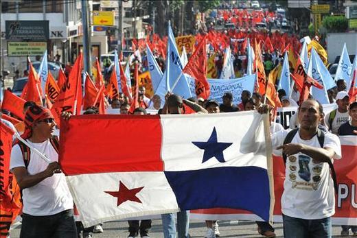 Panamá: Movimientos sociales y populares en contra del capitalismo histórico