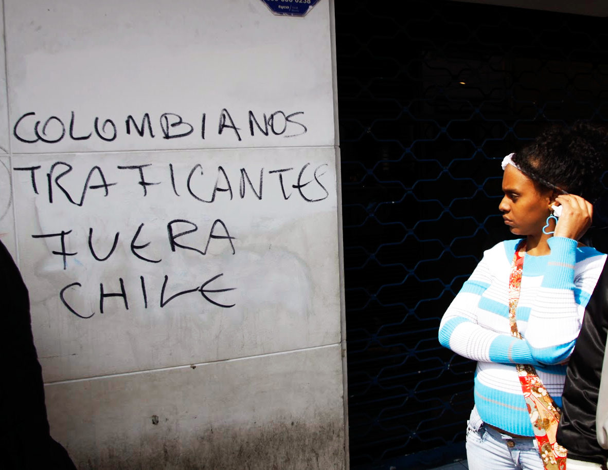 Colectividad Colombiana alza la voz por crimen racista en Antofagasta