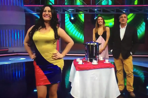 CNTV formula cargos a «Morandé con Compañía» por sketch sobre colombianos