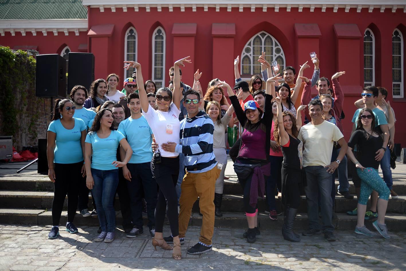 Se cumplió con la cuarta versión de Salsa a la Primavera en Providencia