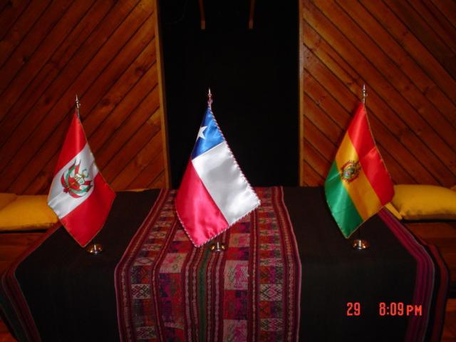 La necesidad social de superar los conflictos limítrofes entre Chile, Perú y Bolivia