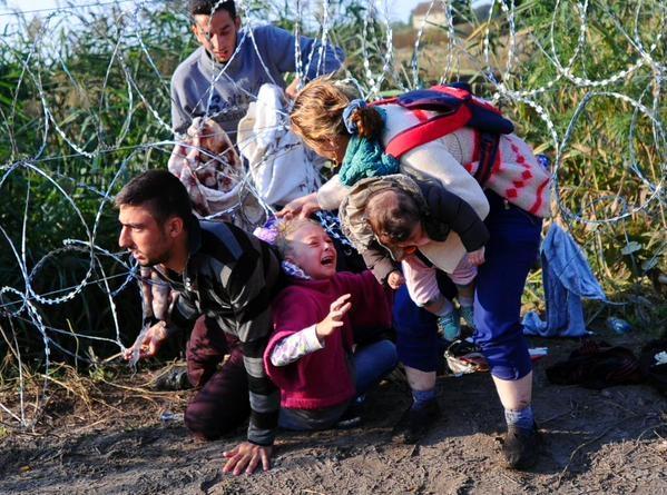 La crisis Migratoria en Europa