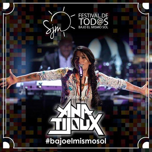 Anita Tijoux visitará Antofagasta para presentarse en festival intercultural