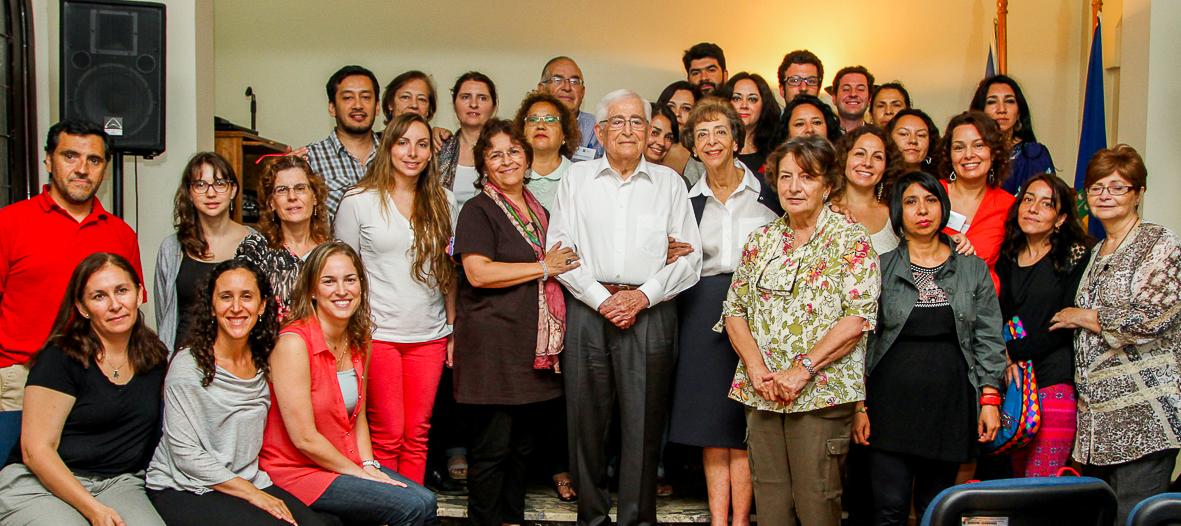 """Seminario Internacional de """"Holocausto y conducta Humana"""""""