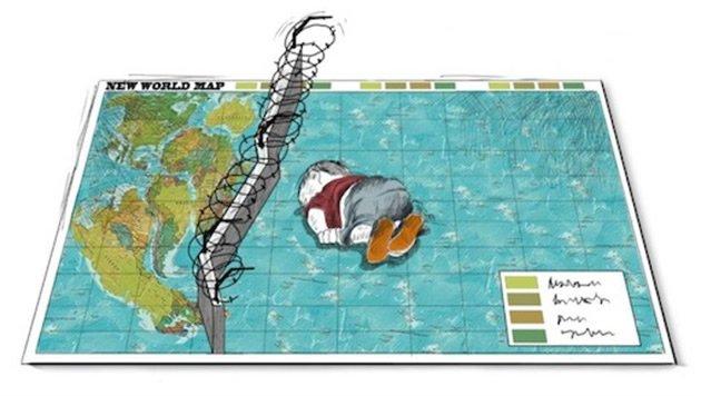 Las últimas fronteras de los DDHH migrantes