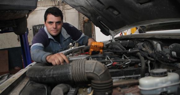 Trabajo en oficios: una oportunidad para los Migrantes