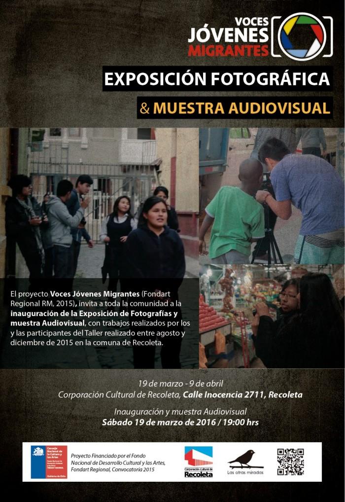 Cierre Proyecto Voces Jóvenes Migrantes