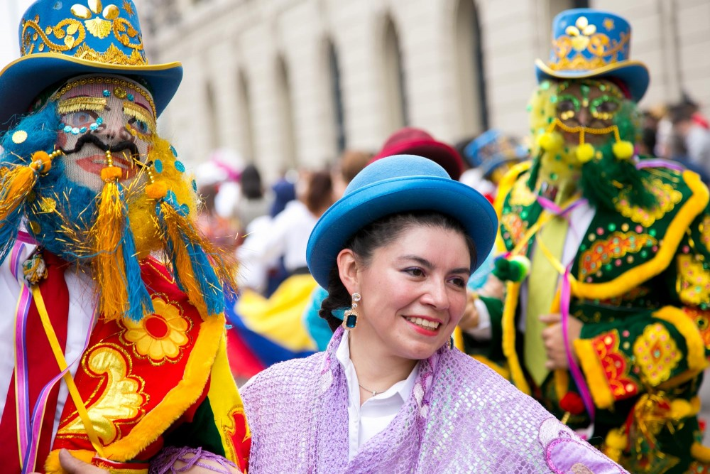 El Colorido Carnaval Latinoamericano