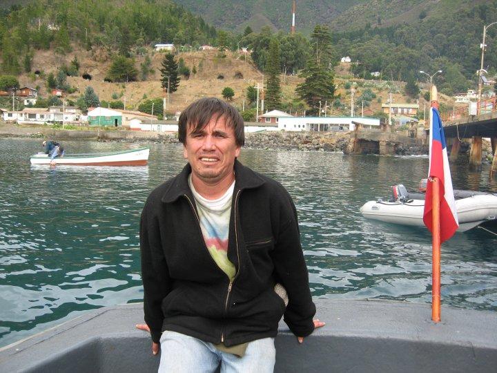 Julio Valdivia y su lucha por vivir en Chile