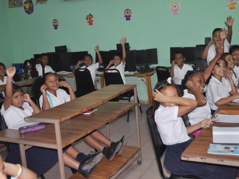 Panamá: inicio de clases