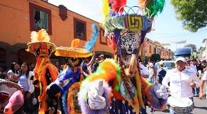 Colectivo Sin Fronteras y su noveno Carnaval