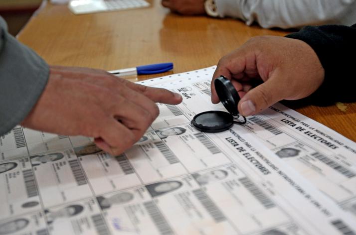 Opinión sobre el derecho al voto de los extranjeros en el Plebiscito de Abril de 2020 en Chile