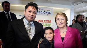 """Fernando Echeverría: """"Tanto como una nueva constitución urge una nueva Ley de Migraciones"""""""