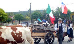 italianos en chile