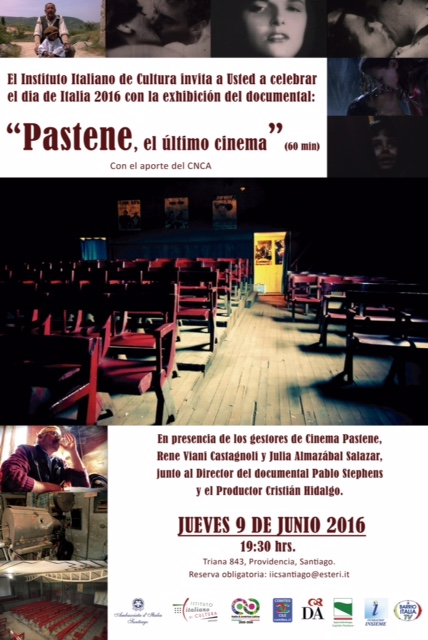 Cinema-Pastene-Invito