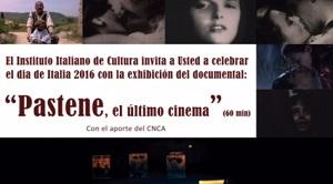 Pablo Stephens, director y guionista de la película «Pastene, el último cinema»