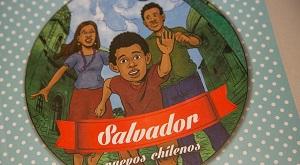 «Salvador, nuevos chilenos», el cuento de un hijo de colombianos que se hace Carabinero