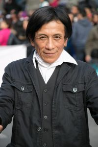Oswaldo Zanudo (FOTO: Juan Vásquez)