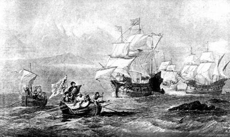La Mar del Sur y la Modernidad Temprana