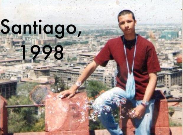 Cómo ha cambiado la Santiago que conocí en el '98