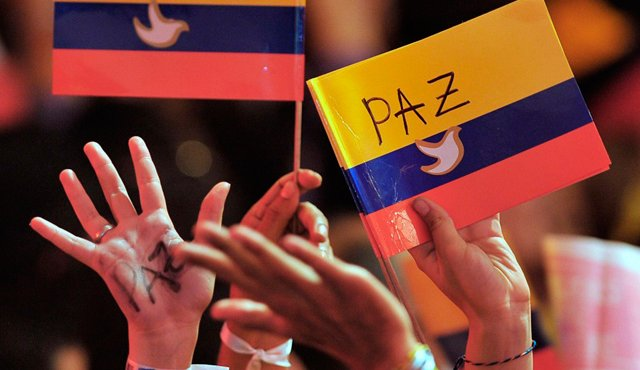 La paz en Colombia después del plebiscito. Una mirada desde el exterior.