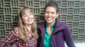 Carolina Garzón, de Colectivo Trama, cuenta la experiencia de Chitapale