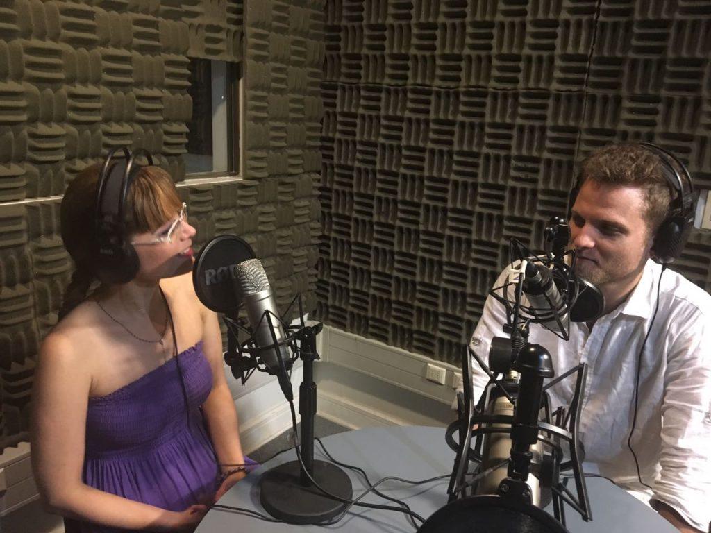 Cristina Bastidas y Tomás Mandel