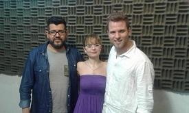 Cantautor Tomás Mandel Conversa con Chile a Todo Color