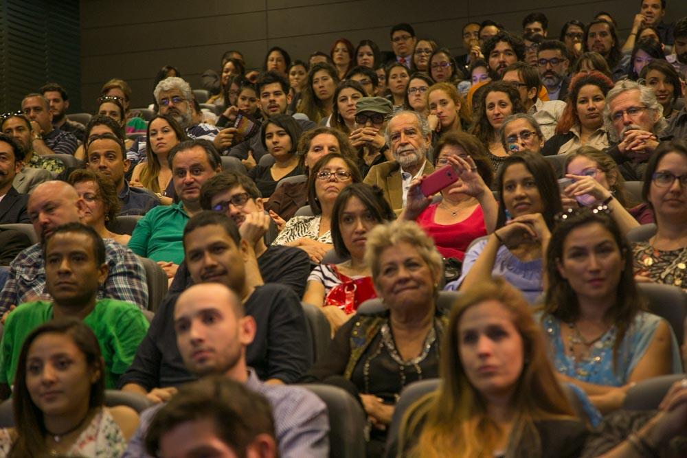 A tablero vuelto se realizó la primera versión en Santiago del Festival de Cine Venezolano