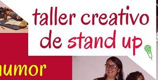 Caru Garzón y el Taller Creativo de Stand Up