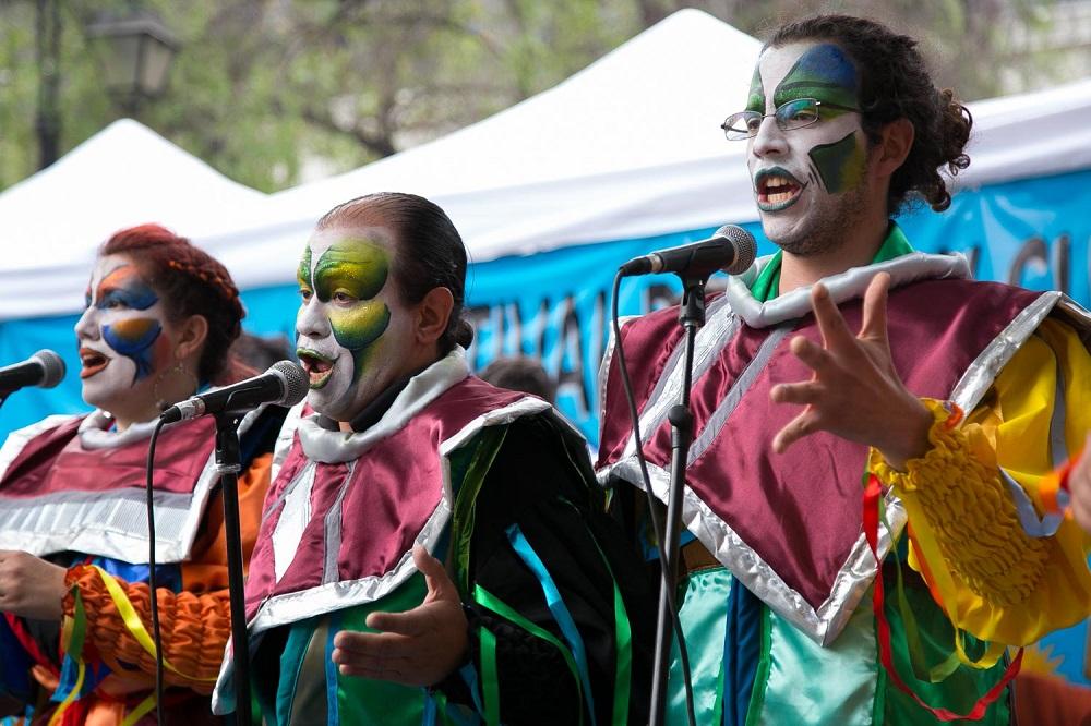 El arte y la cultura uruguaya colmaron el Parque Almagro
