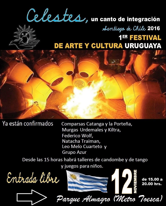 FESTIVAL DE ARTE Y CULTURA URUGUAYA