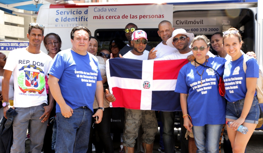 Con exitosa corrida familiar se celebró el Día del Migrante