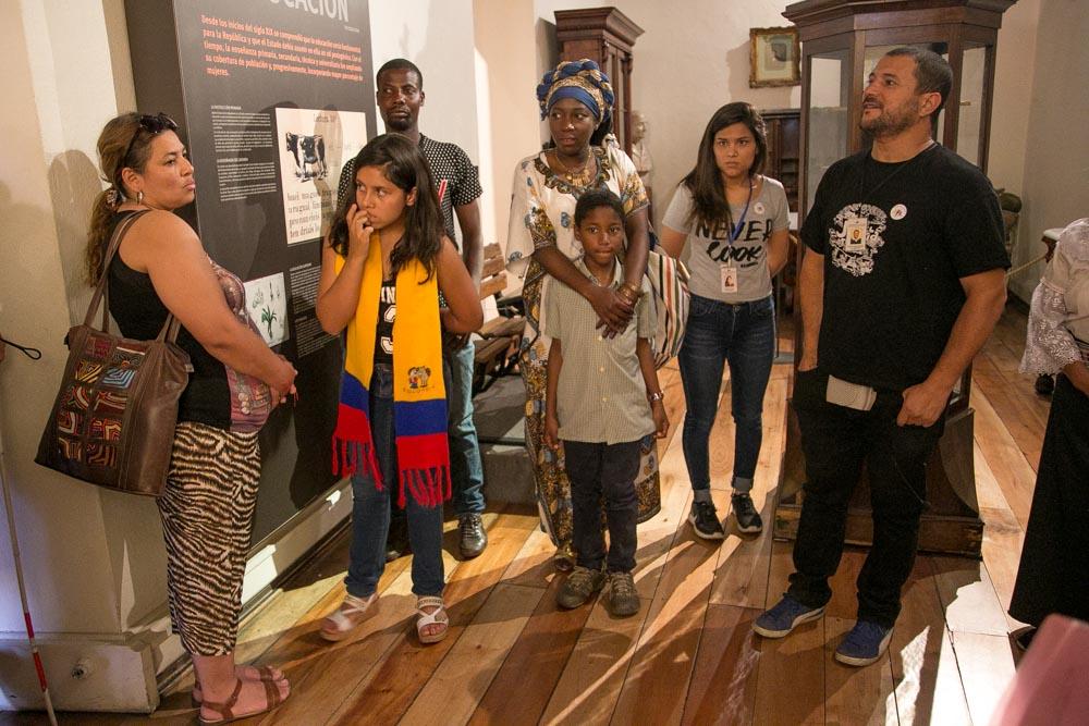 Encuentro Latinoamericano en el Museo Histórico Nacional