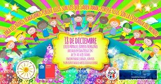 Celebración navideña de Coordinadora de Agrupaciones Migrantes Sol